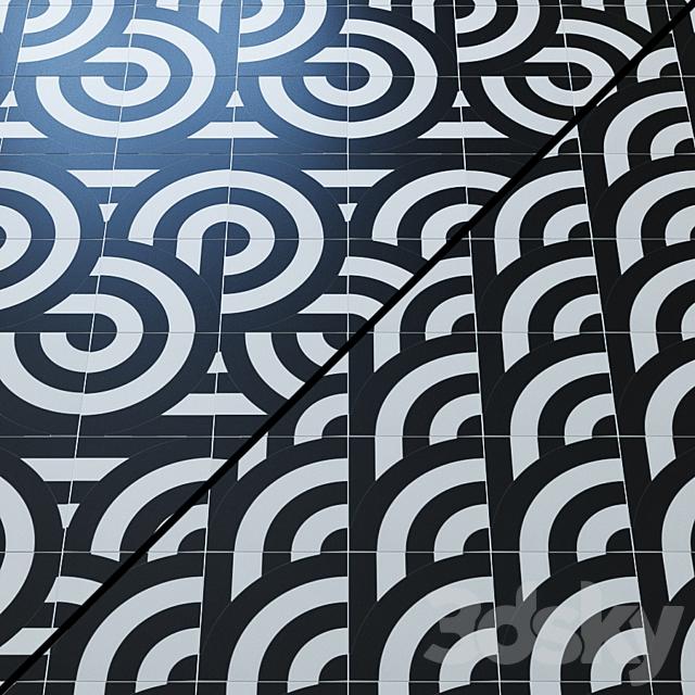Arc Vertical By Elizabeth Sutton Viva 12X12 Polished Porcelain