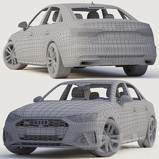 Audi A4 Sedan S-Line 2020