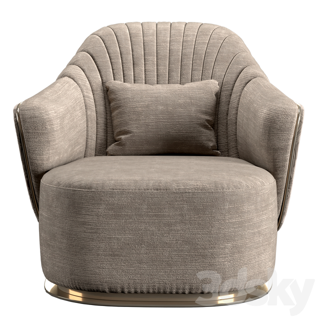 Visionnaire adele armchair