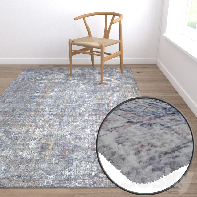 Carpets Set 1419