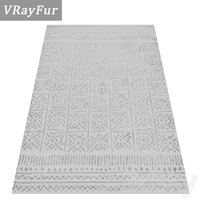 Carpets Set 1421
