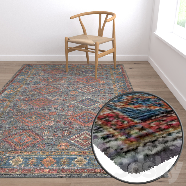 Carpets Set 1441