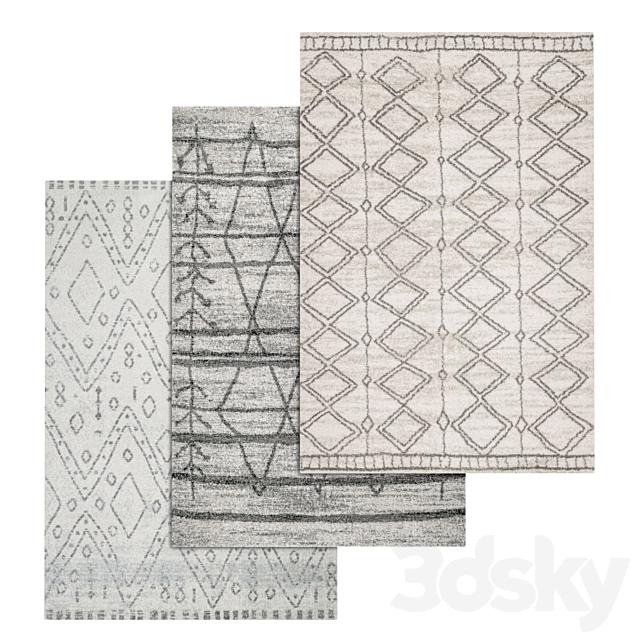 Carpets Set 1447