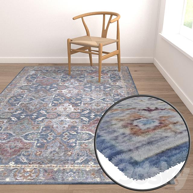 Carpets Set 1455