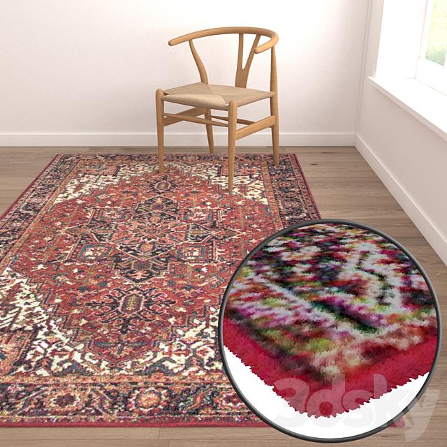 Carpets Set 1459