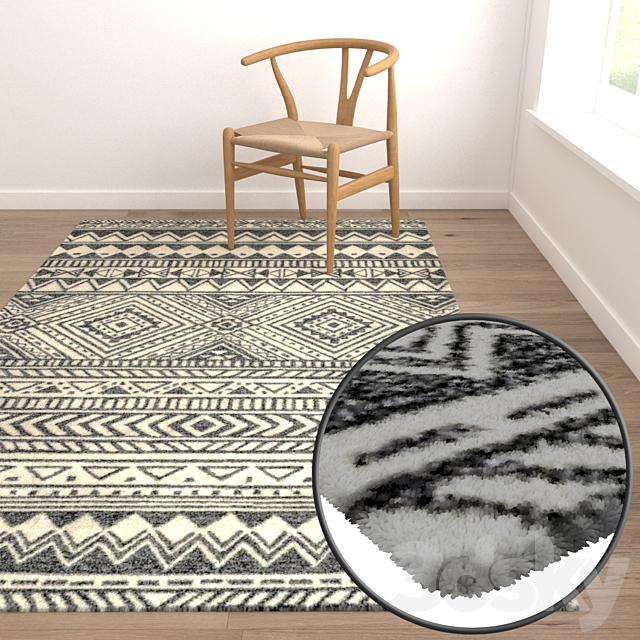 Carpets Set 1462