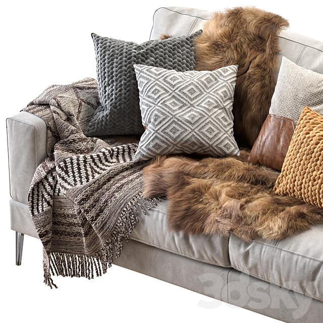 Capri sofa 210 cm