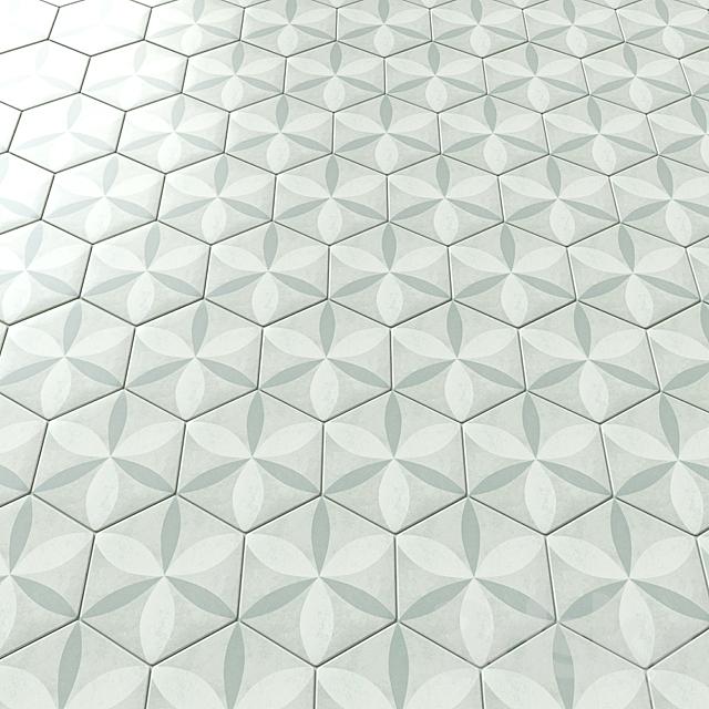 Affinity Tile Botnen 3 types