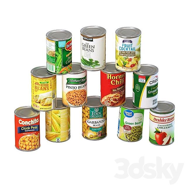 a dozen cans part2