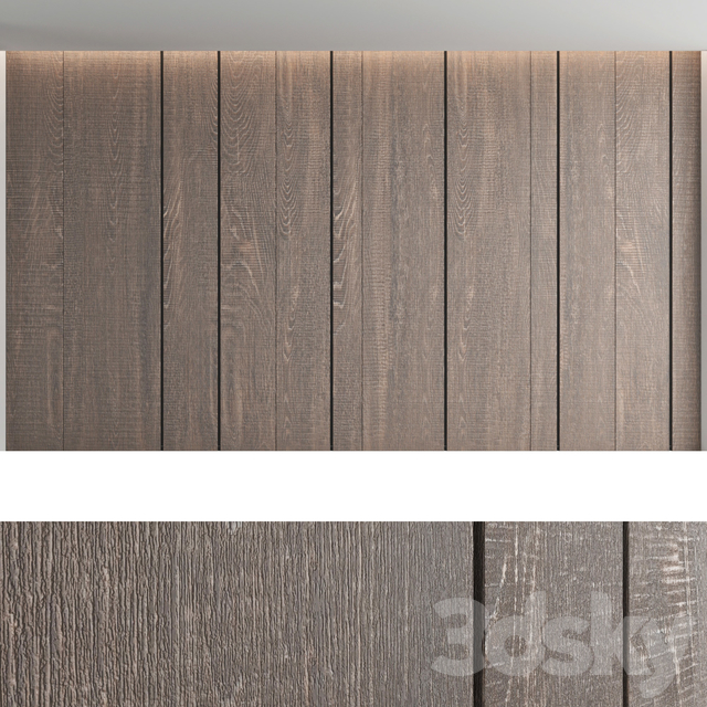 Decorative wall panel_set 29