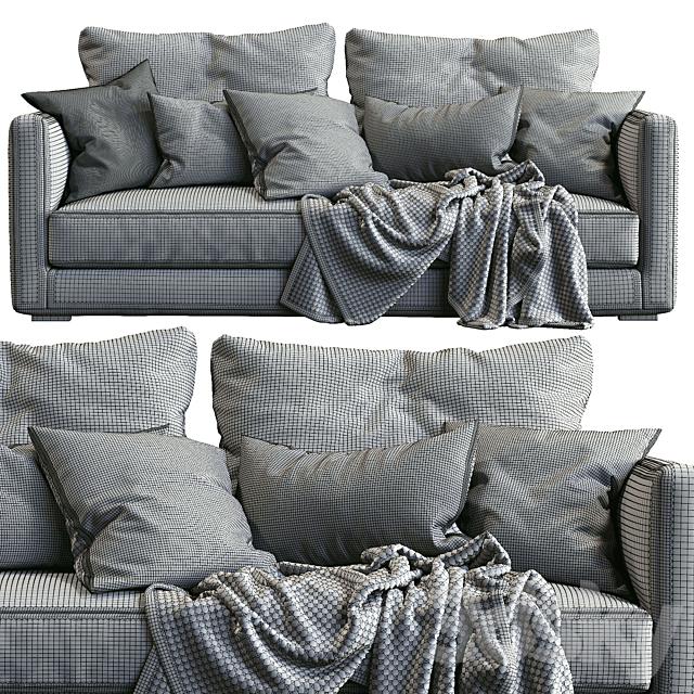 Leather Sofa Tango By Marac