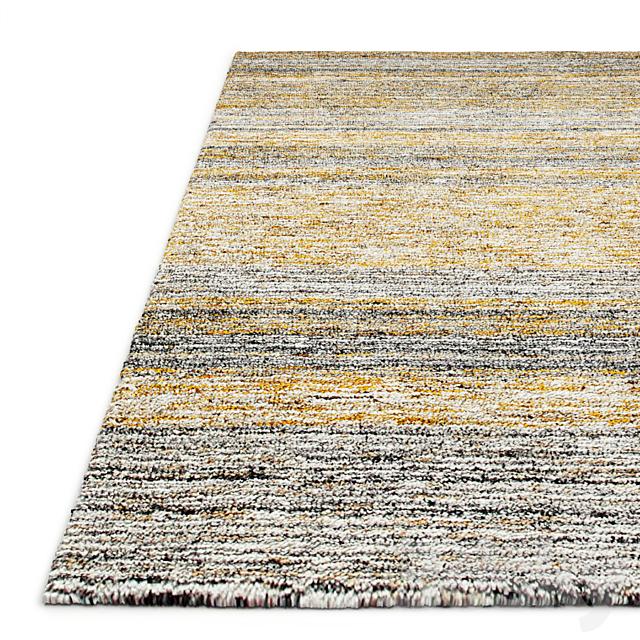 Scandi Sketch Stripe Rug by John Lewis & Partners