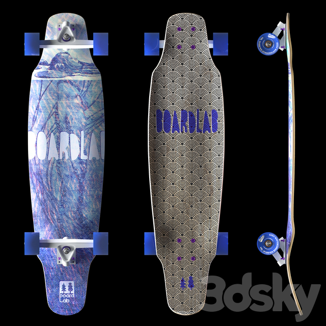 Longboard Boardlab Wave