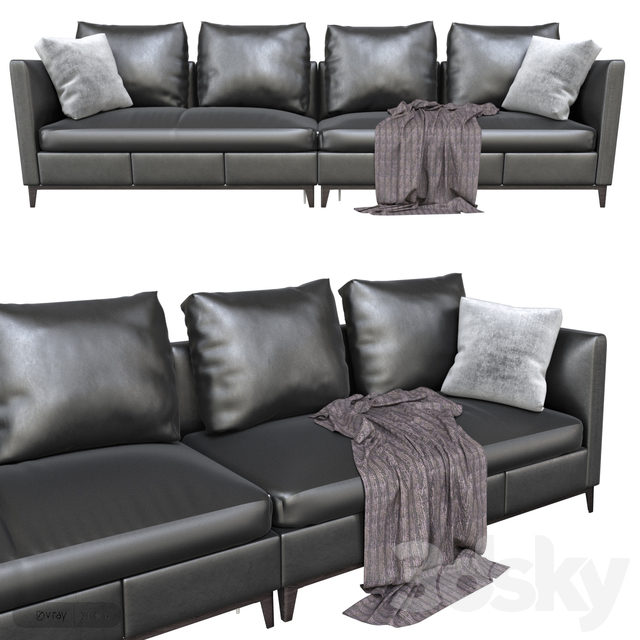 Dining Sofa Crescent