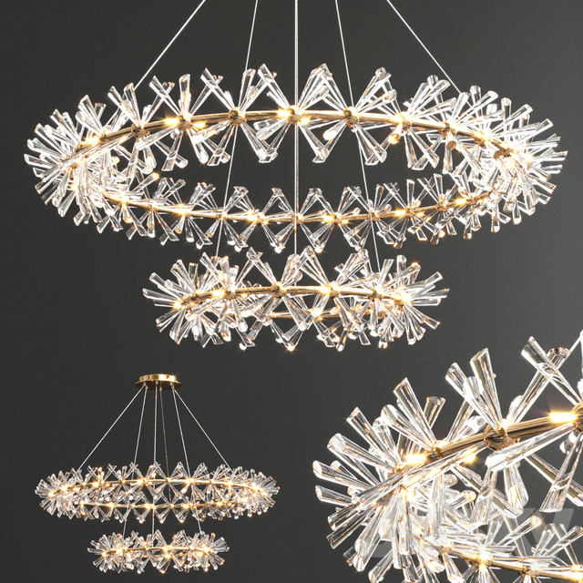 Marianna Chandelier Collection - 3 type