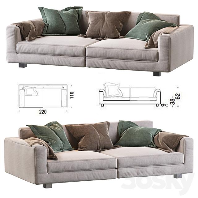 Nebula Nine Sofa