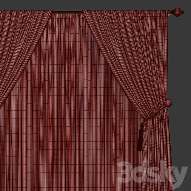 Curtain 719