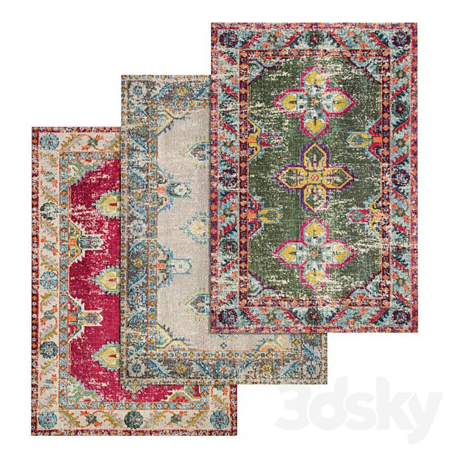 Carpets Set 1542