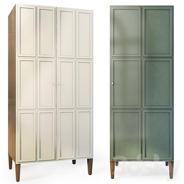 Swing cabinet Andersen. Wardrobe Andersen by Etg-Home