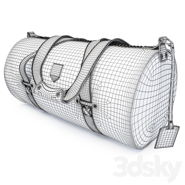 Sports bag model No. 38