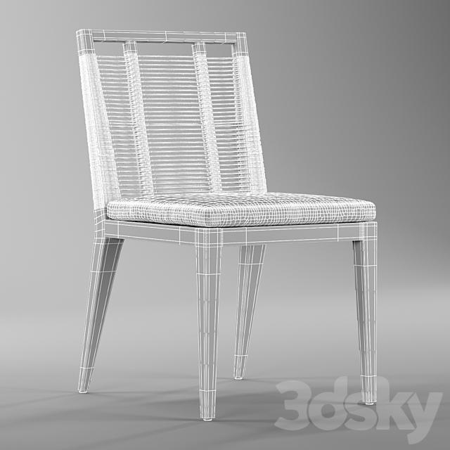 Amalfi Outdoor Side Chair