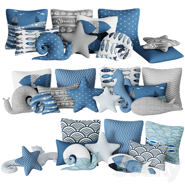 Decorative Pillows Kids -3