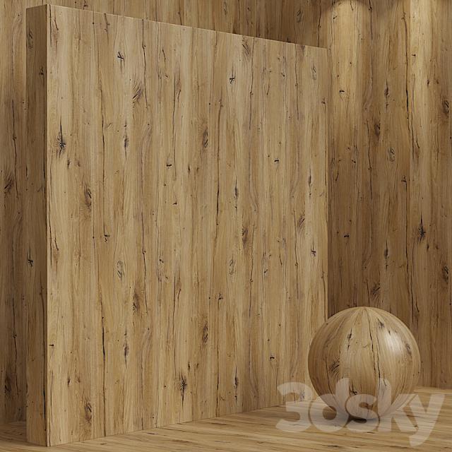 Material wood (seamless) oak - set 108