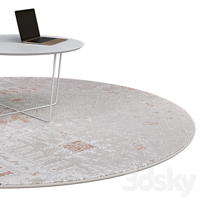 Circle rugs | No. 079