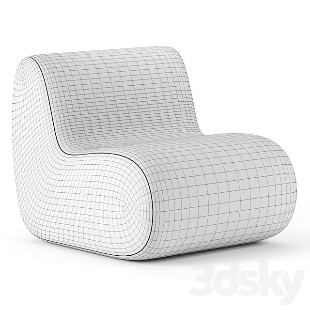 Bread chair by Grado design