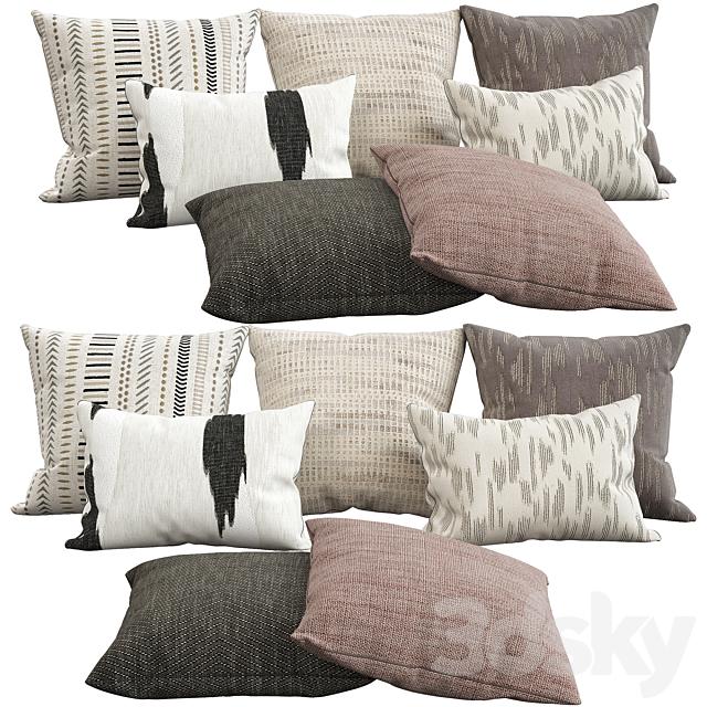 Decorative pillows, 65