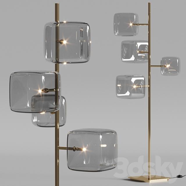 Tonelli Design Hyperion Floor Lamps