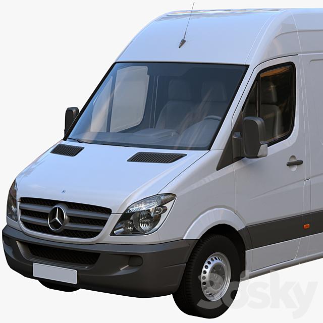 Van Sprinter
