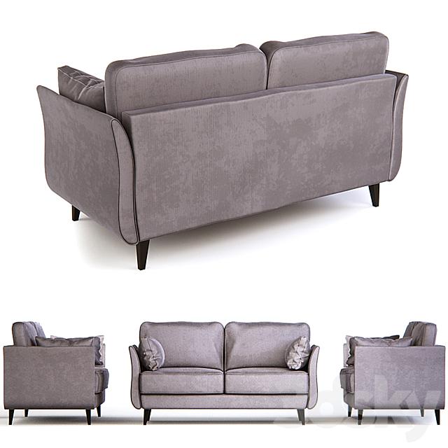 Koko sofa from Furny factory