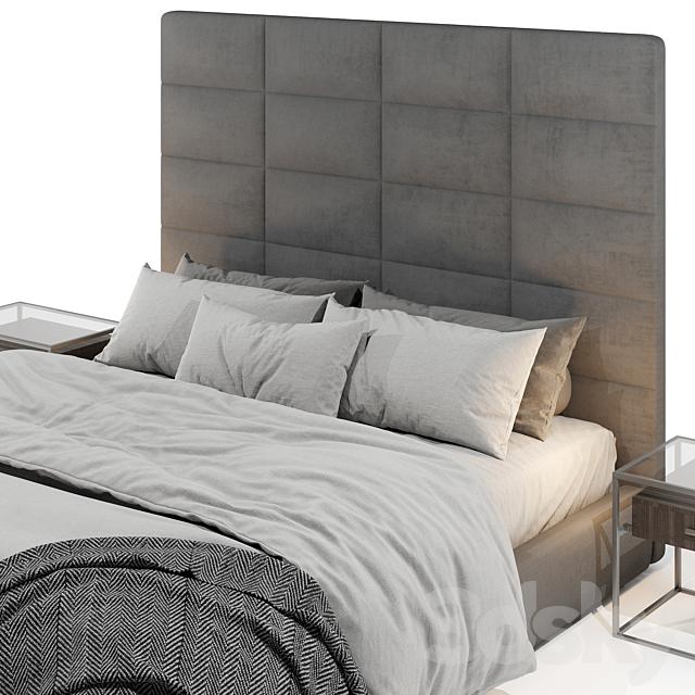 Rh Modena Bed - Restoration Hardware Modena Bed _ Vol 03