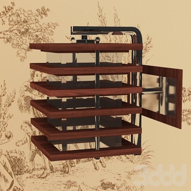 Светильник InLight Metal wood INL-9145W-1