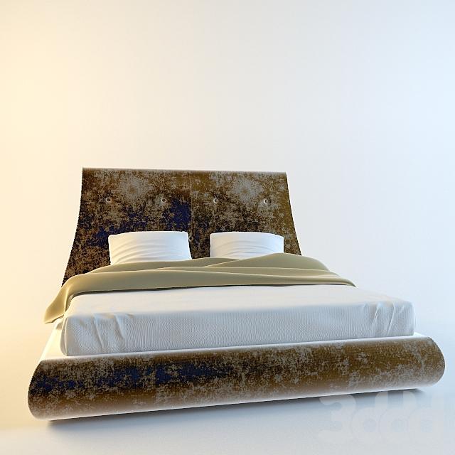 Кроватка из каталога