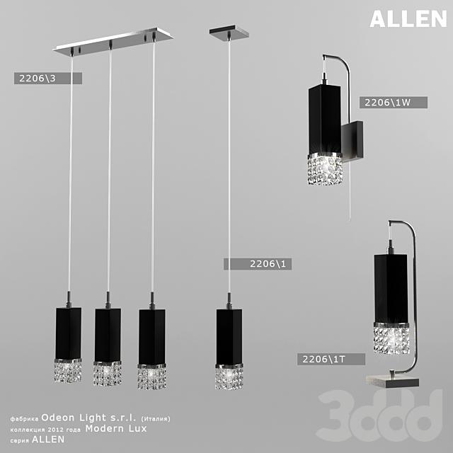 Odeon Light / ALLEN