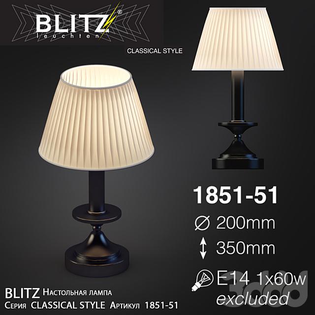 BLITZ серии classic style 1851-51