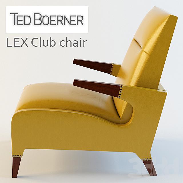 LEX Club chair