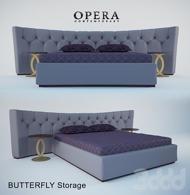 BUTTERFLY Storage
