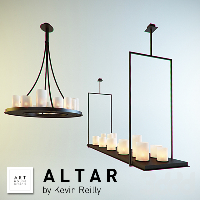Altar by Kevin Reilly