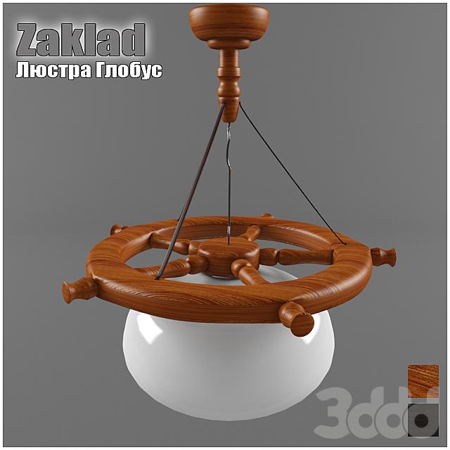 lustra Zaklad 70-globus