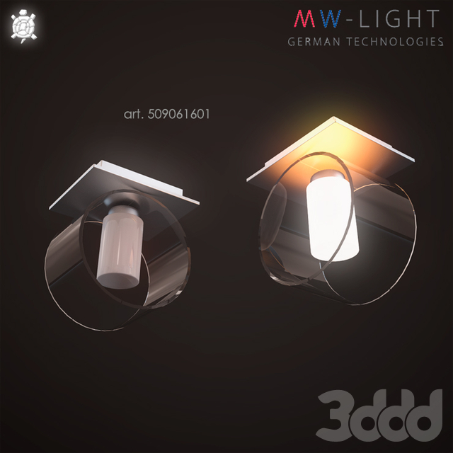 WM Light 509021601 Аква Спот 9