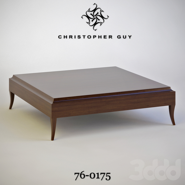 Christopher Guy Table 76-0175