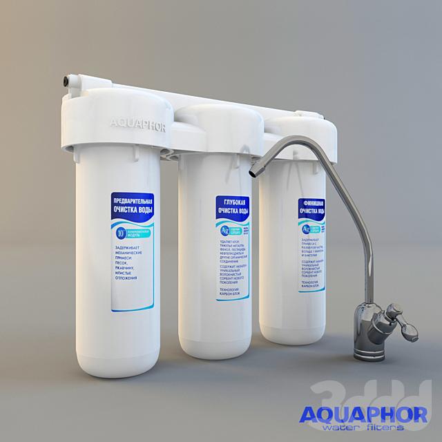 фильтр для проточной воды AQUAPHOR