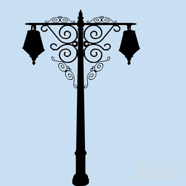 фонарь уличный