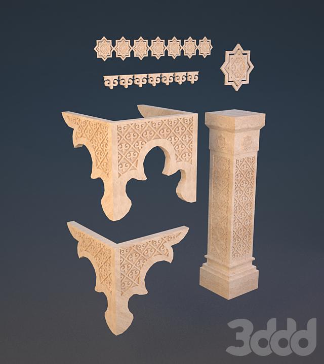 Арабские элементы