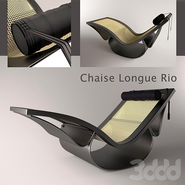 Chaise Longue Rio