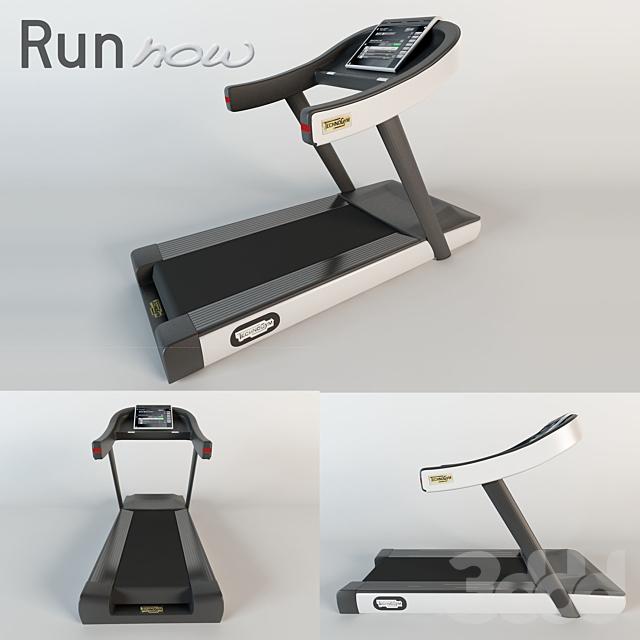 Беговая дорожка TechnoGym_Run Now