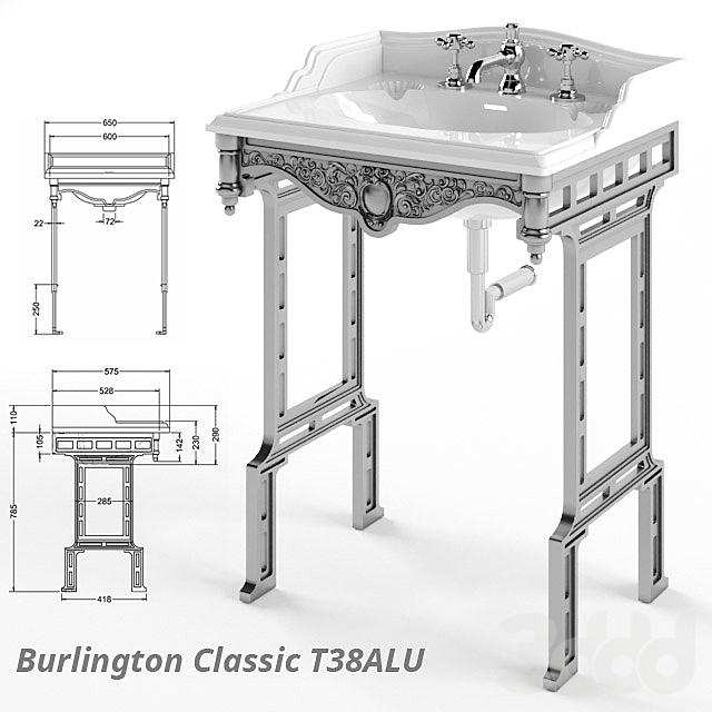 Подстолье раковина Burlington